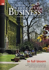 University Business cover, issue 113