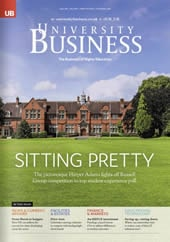 University Business cover, issue 109