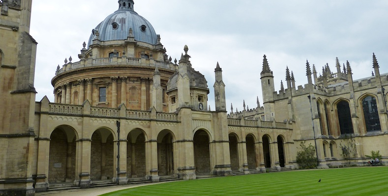The University of Oxford is one of the universities that still has large gaps between the number of students it enrols from less and more advantaged areas
