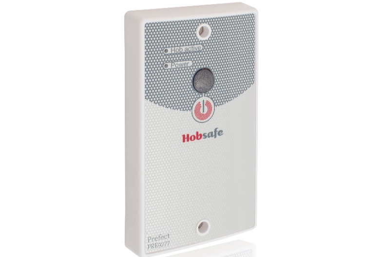 HobSafe is an inexpensive device giving peace of mind to landlords and accommodation managers