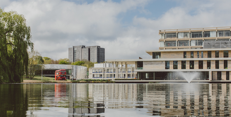 The University of Essex aims to increase its student body by 20 per cent in five years