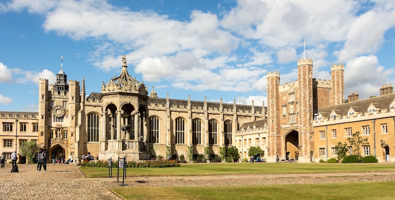 UCU have decided to censure Trinity college, the first step towards boycotting the institutions (credit: Rafa Esteve, Wikipedia)