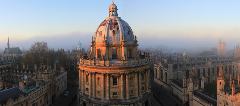 For the second year running, the University of Oxford is considered the best UK university in the world