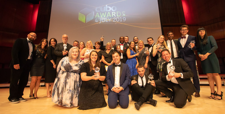 Cubo Awards 2019 winners