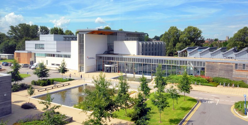 The University of Gloucestershire is up one place from last year and topped the table because of its efforts to divest from fossil fuels and reduce emissions.