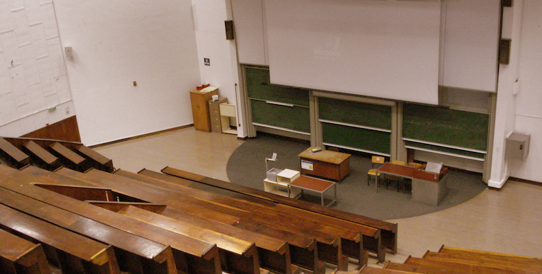 Lecture theatres could be empty again next year if UCU members support strike action