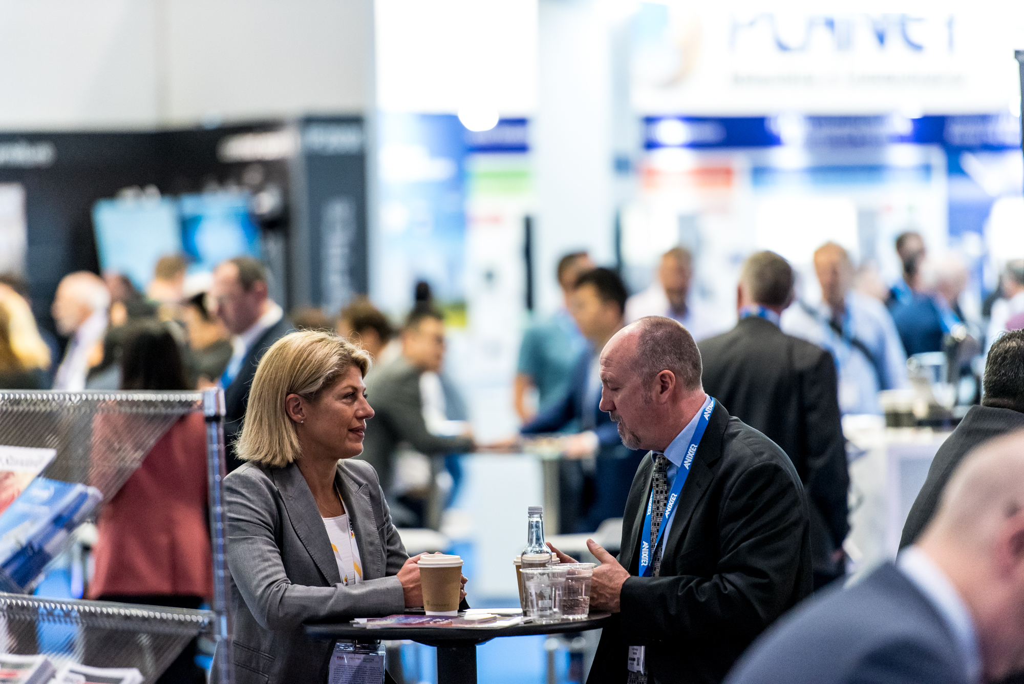 """IFSEC is the place to be, and it has been for over 40 years"""