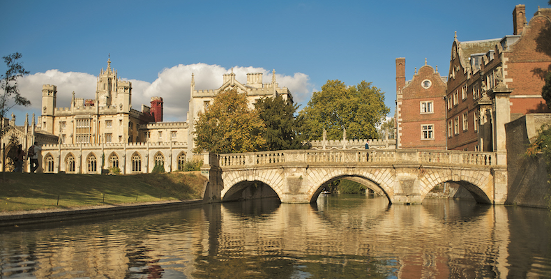 Cambridge University has pledged to set targets for its indirect emissions in the next three years. (photo credit: www.scudamores.com)