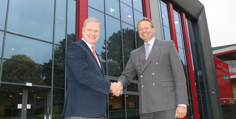 NTU-Pro-Vice-Chancellor-Mark-Biggs-and-Andrew-Cropley-Principal-and-Chief-Executive-of-WNC