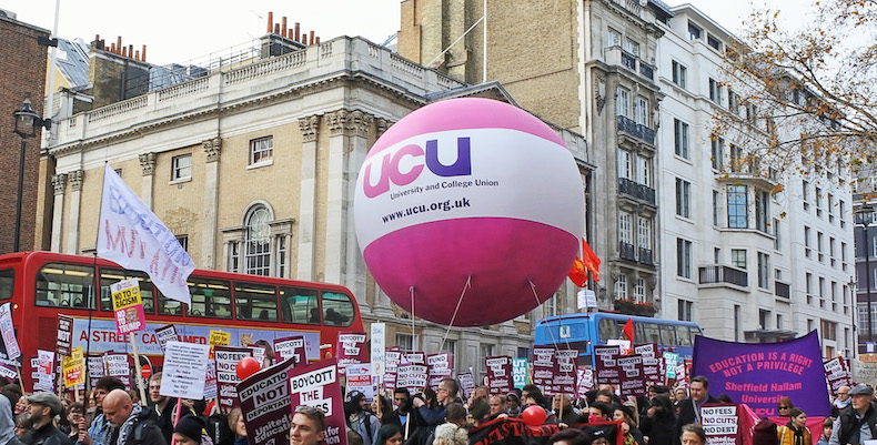 UCU to reballot 24 universities in row over pay and pensions-Flickr-dun.can-