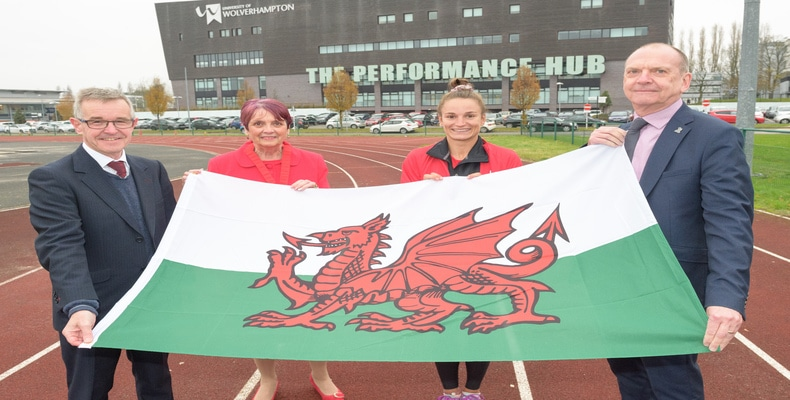 """""""This is an exciting opportunity,"""" said Team Wales CEO, Chris Jenkins (left)"""