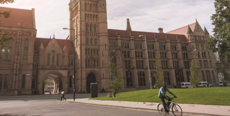 """With annual expenditure of nearly £400 million per year, the University of Manchester can do much to maximise their social value"""