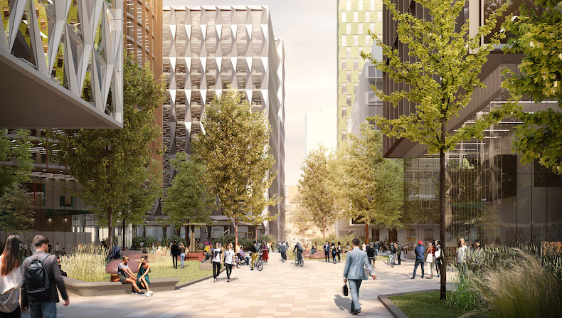University of Manchester stands by £1.5 billion ID Manchester development
