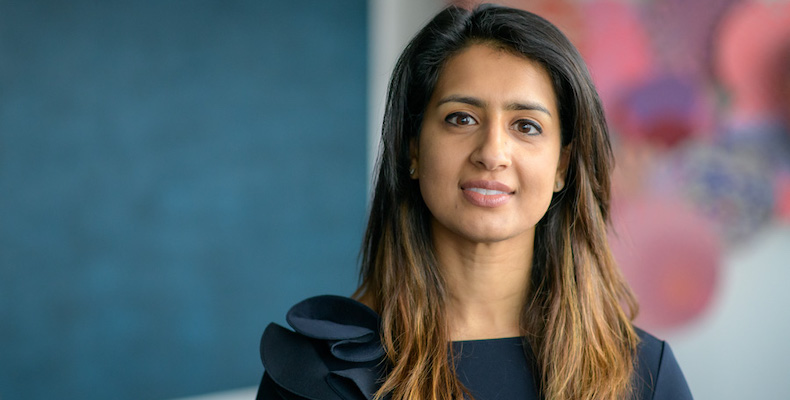 London Met pro-vice-chancellor nominated for Asian Women of Achievement award
