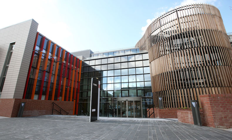 Cardiff University, one of the Russell Group association of UK universities