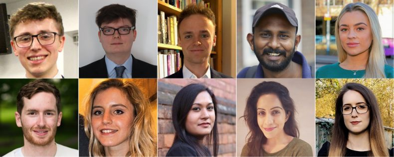 Future Legal Mind finalists 2020