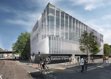 Manchester Metropolitan University Institute of Sport's planned new centre of excellence