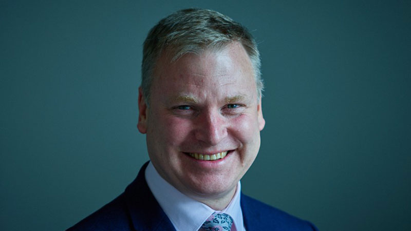Heriot-Watt University appoints Mark Biggs as vice-principal and provost