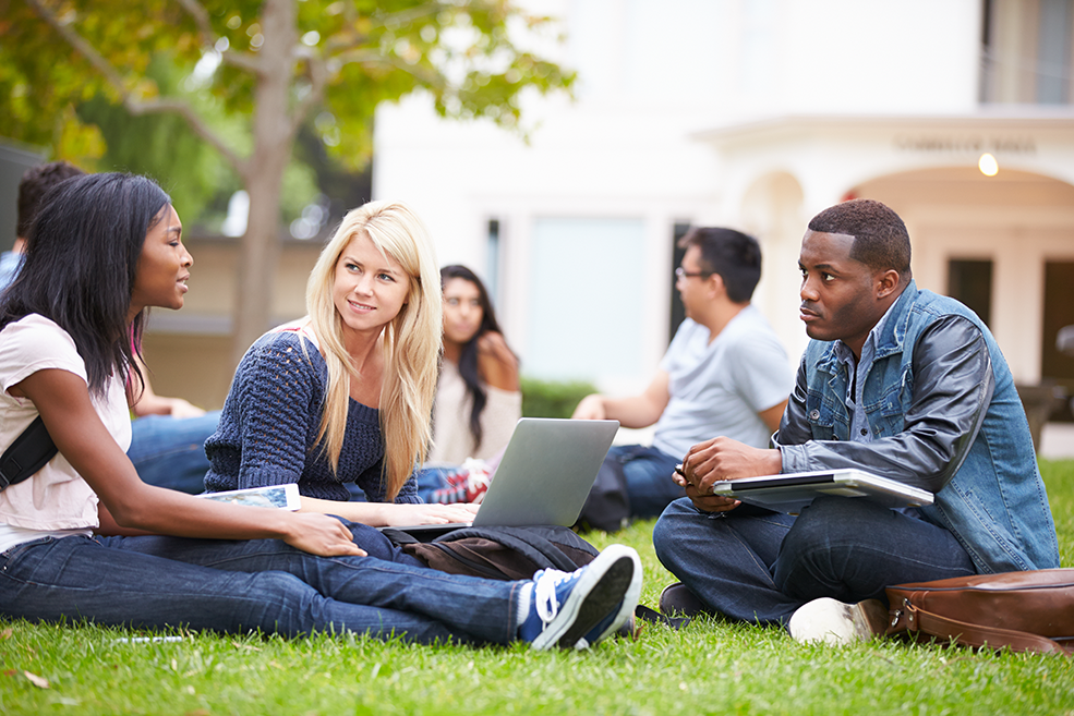 group-of-university-students-working-outside-toget-P2KVP62