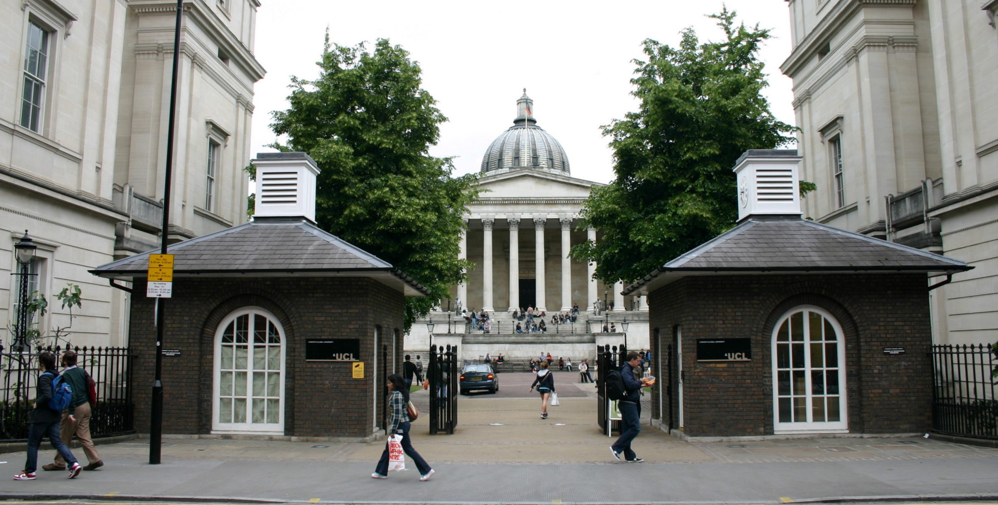 UCL to offer staff and students Covid tests when term resumes