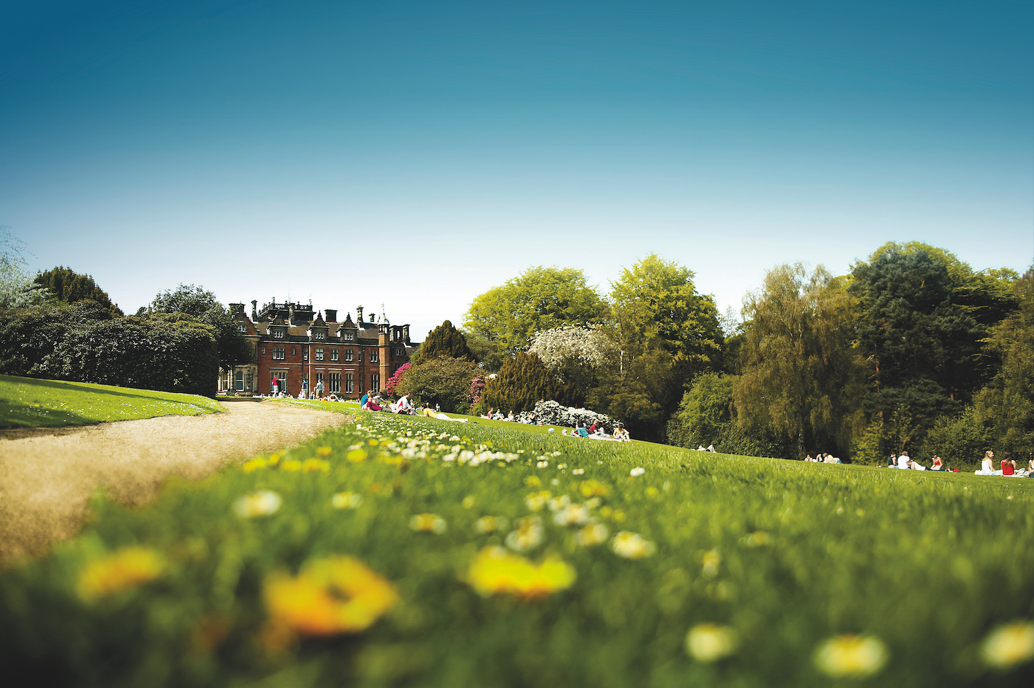 Campus carbon emissions: Keele smashes sustainability target