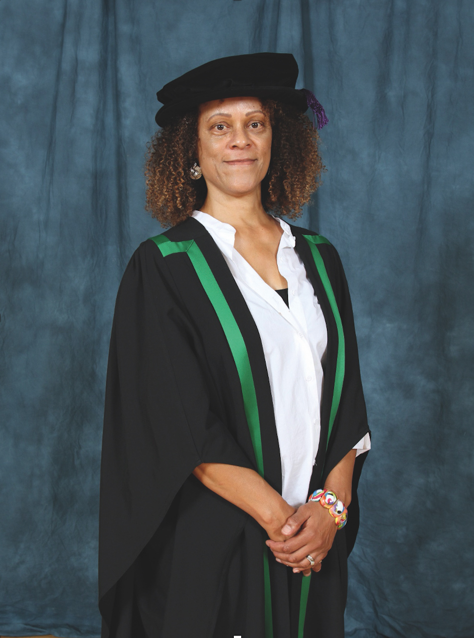 Bernardine became a Fellow of the College in 2018