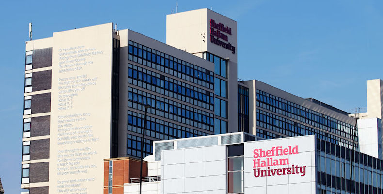 Sheffield Hallam increases support this year's graduates